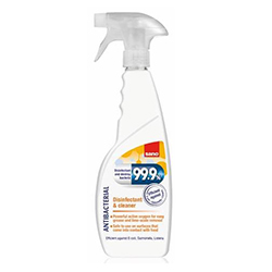 99.9% Disinfecting  Multi-Purpose Cleaner
