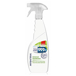 99.9% Disinfecting  Surface Cleaner