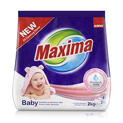Sano Maxima Baby laundry powder
