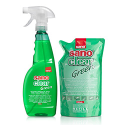 Sano Clear Green